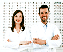 optician team