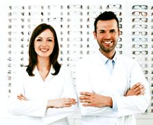 optician team