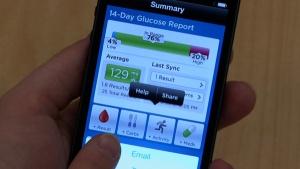 diabetes phone