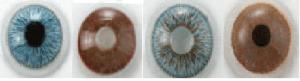 prosthetci contact lenses