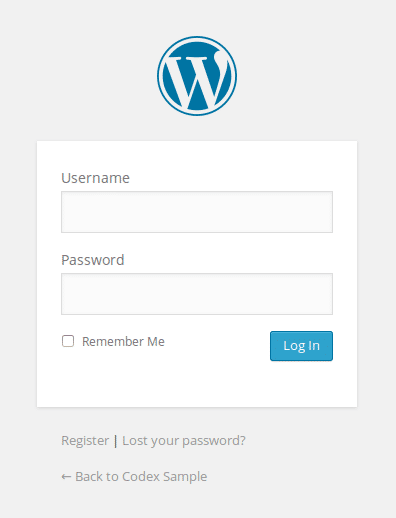 bluehost wordpress sign in